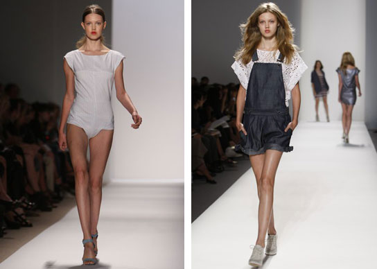 Final, See through fashion runway models frankly, you